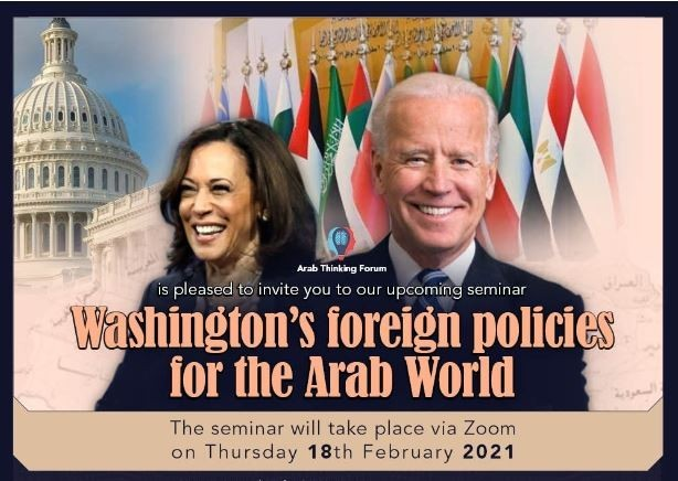 Washington's policy towards the Arab world