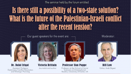? Is there still a possibility of a two state solution