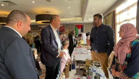 المهرجان الأول للتراث الفلسطيني -لندن